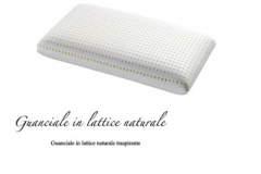 CUSCINO IN LATTICE NATURALE